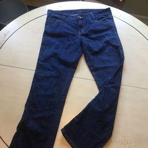 Calvin Klein Bootcut Jeans sz 29 8